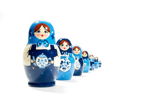 Doll「RUSSIAN DOLLS」:スマホ壁紙(15)