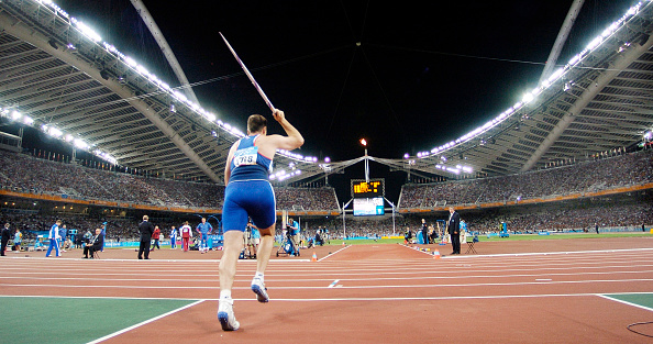Men's Field Event「The 2004 Summer Olympic Games in Athens Greece」:写真・画像(14)[壁紙.com]