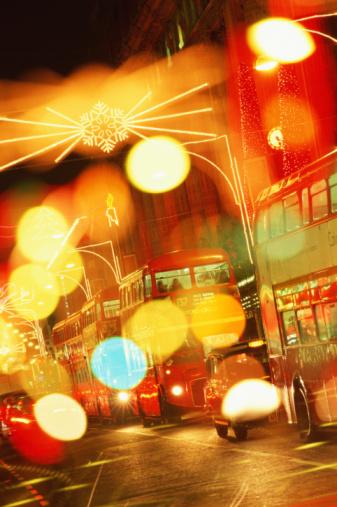 Oxford Street「OXFORD STREET AT CHRISTMAS IN LONDON」:スマホ壁紙(1)