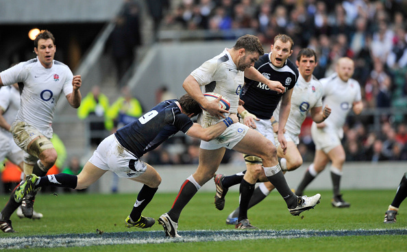 Patriotism「Six Nations Rugby Union England v Scotland at Twickenham 2011」:写真・画像(8)[壁紙.com]