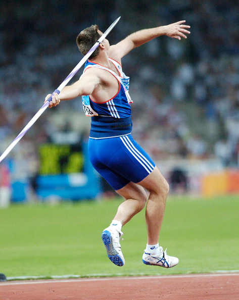 Men's Field Event「The 2004 Summer Olympic Games in Athens Greece」:写真・画像(15)[壁紙.com]