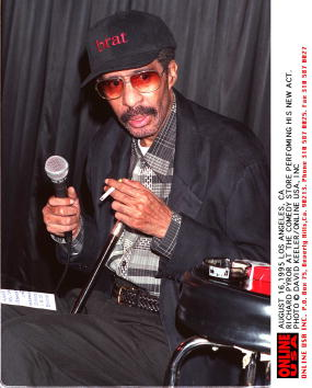David Keeler「AUGUST 1995 RICHARD PRYOR PERFORMING HIS NEW ACT」:写真・画像(13)[壁紙.com]