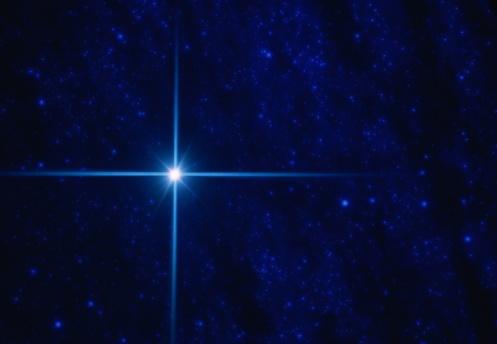North Star「STAR & STARS」:スマホ壁紙(4)