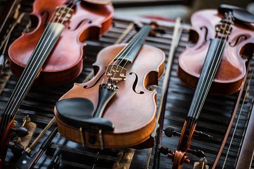 Violin「VIOLIN CLOSE UP」:スマホ壁紙(13)