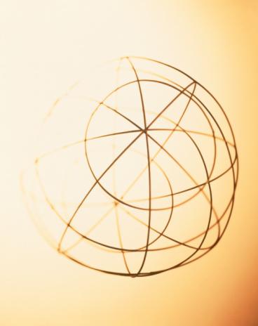 Sphere「WIRE SPHERE」:スマホ壁紙(5)