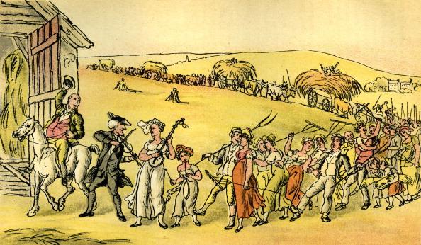 お祭り「'The Harvest Home'」:写真・画像(5)[壁紙.com]