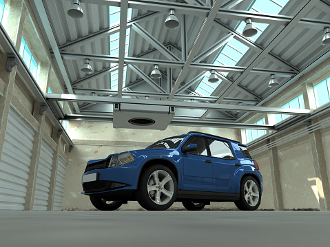 Car Dealership「SUV」:スマホ壁紙(8)