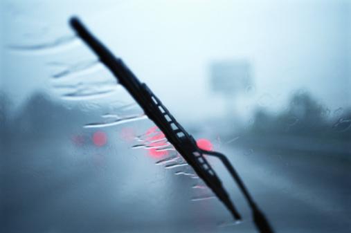 Rain「BAD WEATHER ON HIGHWAY DETAIL IN FRANCE」:スマホ壁紙(9)