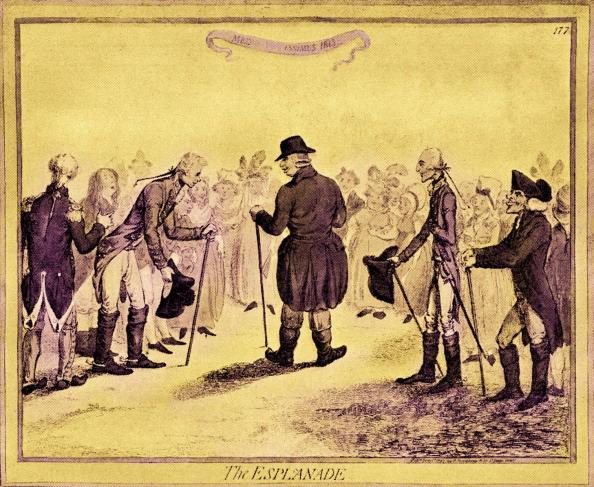 Politics「George III - caricature」:写真・画像(18)[壁紙.com]