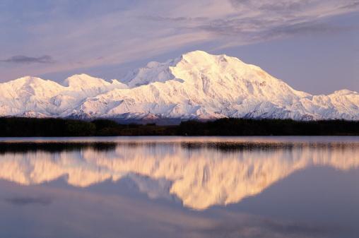 Alaska Range「MT. MCKINLEY, DENALI NATIONAL PARK, ALASKA」:スマホ壁紙(17)