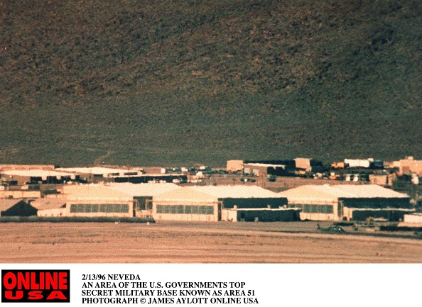 Nevada「2/13/96 RACHEL, NEVEDA PART OF THE U.S. GOVERNAMENTS TOP SECRET MILITARY BASE KNOWN AS AREA 51」:写真・画像(4)[壁紙.com]