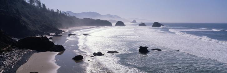 Cannon Beach「CANNON BEACH AT ECOLA STATE PARK, OREGON」:スマホ壁紙(10)