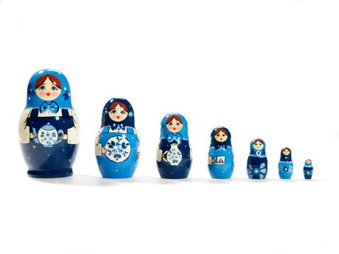 Doll「RUSSIAN DOLLS」:スマホ壁紙(8)
