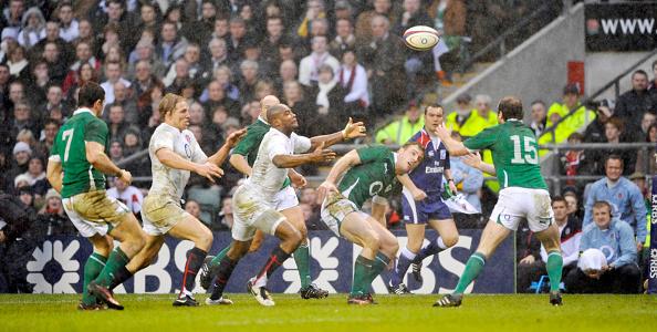 Patriotism「Six Nations Rugby Union England v Ireland 2010」:写真・画像(17)[壁紙.com]