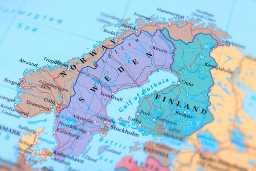 Finland「SWEDEN, NORWAY, FINLAND」:スマホ壁紙(16)