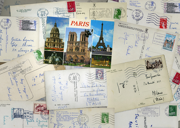 Greeting「Tourism in Paris」:写真・画像(15)[壁紙.com]
