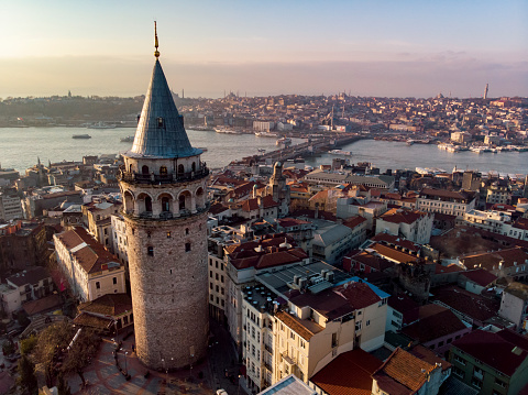 Mosque「GALATA TOWER」:スマホ壁紙(12)