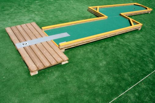 Putting - Golf「-」:スマホ壁紙(3)