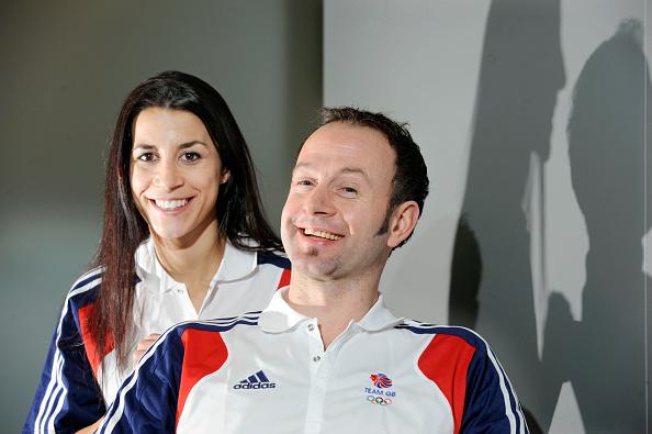 2012 Summer Olympics - London「KRISTAN BROMLEY & SHELLY RUDMAN PORTRAIT」:写真・画像(14)[壁紙.com]