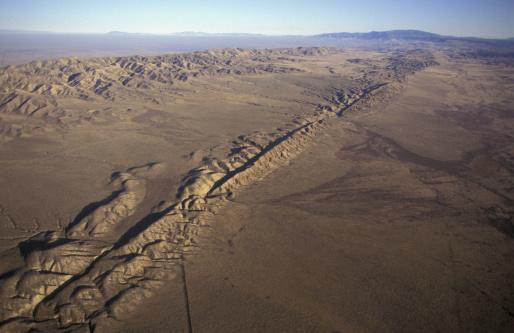 Tectonic「SAN ANDREAS FAULT. SOUTH CALIFORNIA.」:スマホ壁紙(18)