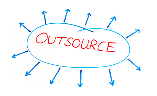 Employment And Labor「OUTSOURCE WRITTEN ON WHITE BOARD」:スマホ壁紙(10)