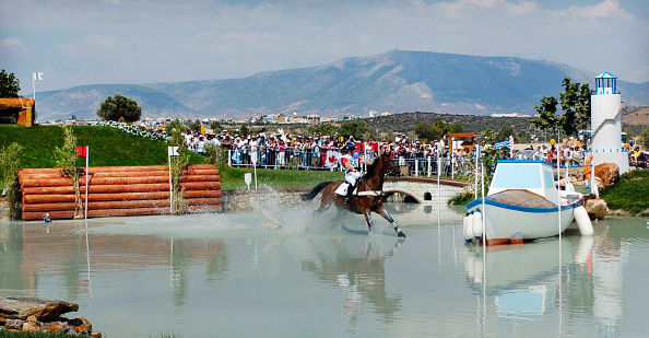 Equestrian Event「The 2004 Summer Olympic Games in Athens Greece」:写真・画像(6)[壁紙.com]