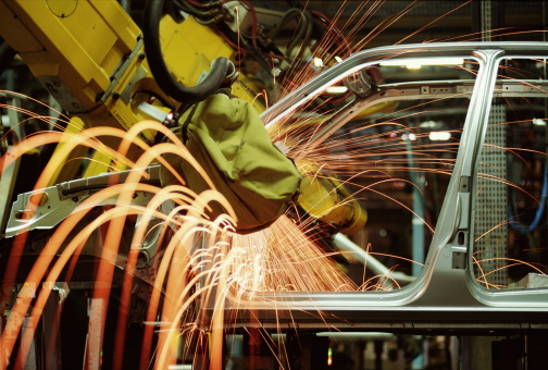 Welding「CAR MANUFACTURING IN FRANCE」:スマホ壁紙(11)