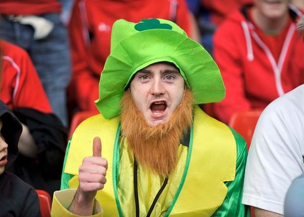 Patriotism「IRISH FAN」:写真・画像(14)[壁紙.com]