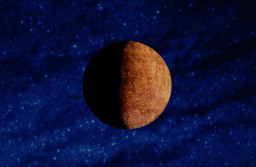 Planet - Space「MERCURY」:スマホ壁紙(16)