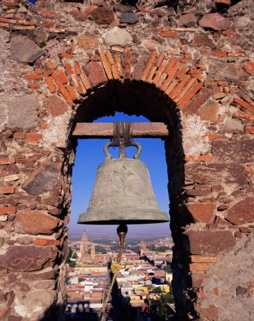 Bell「BELL AND CHURCH TOWER, SAN MIGUEL DE ALLENDE」:スマホ壁紙(6)