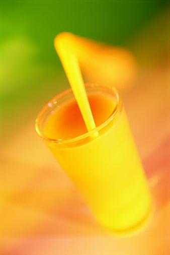 オレンジジュース「GLASS OF ORANGE JUICE」:スマホ壁紙(13)