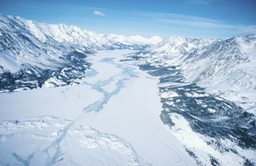 Kaskawulsh Glacier「23936182」:スマホ壁紙(3)