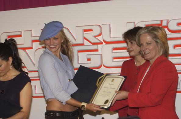 Extreme Close-Up「Charlie's Angels 2 : Full Throttle Press Conference」:写真・画像(5)[壁紙.com]