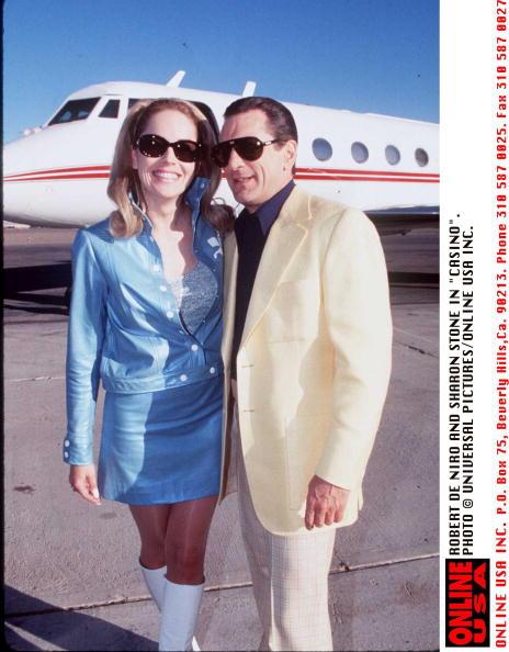"Casino「ROBERT DE NIRO AND SHARON STONE IN ""CASINO"".」:写真・画像(17)[壁紙.com]"