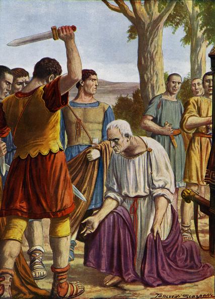 作家「ITALY - ROME 43 BC: The Death Of Cicero」:写真・画像(4)[壁紙.com]