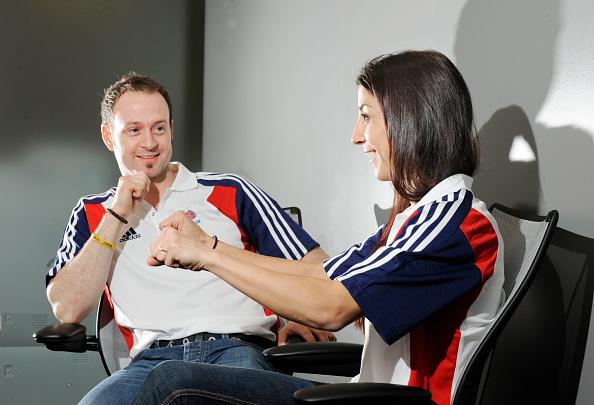 2012 Summer Olympics - London「KRISTAN BROMLEY & SHELLY RUDMAN PORTRAIT」:写真・画像(17)[壁紙.com]