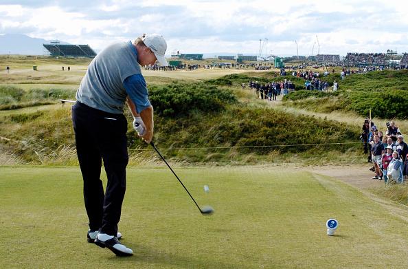 スポーツ用品「Open Golf Troon Scotland 2004」:写真・画像(15)[壁紙.com]