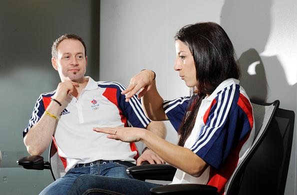 2012 Summer Olympics - London「KRISTAN BROMLEY & SHELLY RUDMAN PORTRAIT」:写真・画像(16)[壁紙.com]
