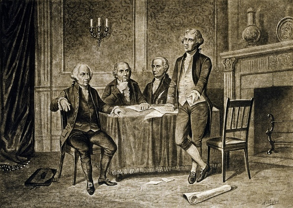 US President「Leaders Of The First Continental Congress」:写真・画像(10)[壁紙.com]