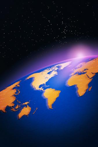 Vertical「GLOBAL COMMUNICATION NETWORK」:スマホ壁紙(11)