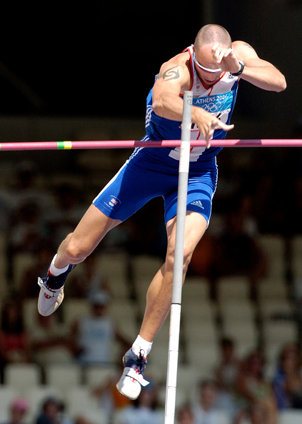 Men's Field Event「The 2004 Summer Olympic Games in Athens Greece」:写真・画像(18)[壁紙.com]