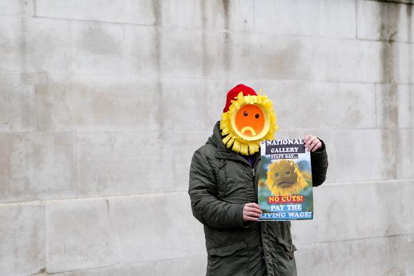 ひまわり「Two Versions Of Vincent Van Gogh's Sunflower Paintings Reunited The National Gallery」:写真・画像(14)[壁紙.com]