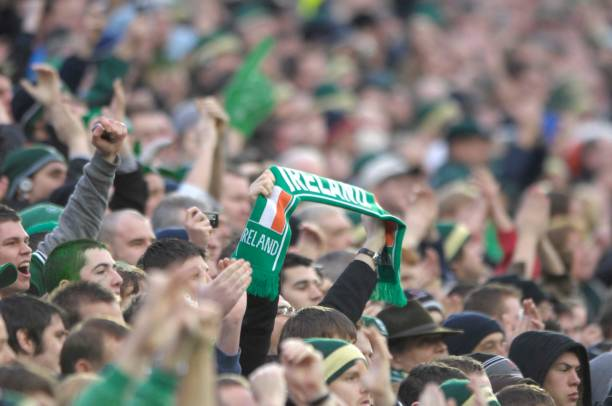 IRISH FLAG IN CROWD:ニュース(壁紙.com)