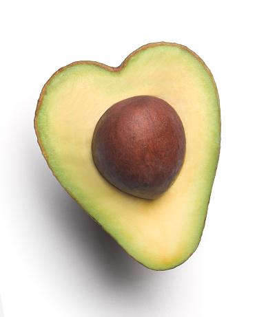Ketogenic Diet「HEART SHAPED AVOCADO」:スマホ壁紙(5)