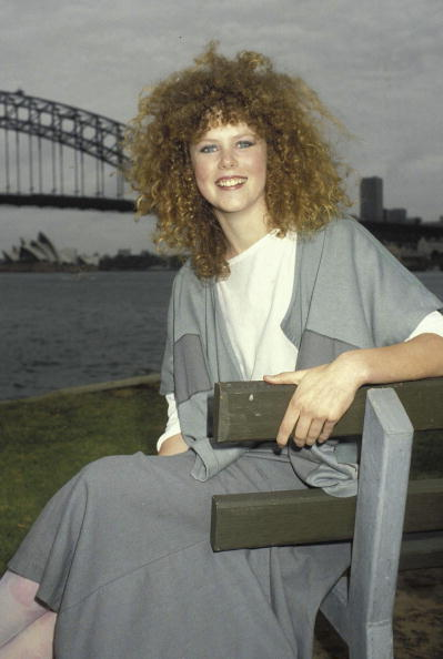 Curly Hair「Nicole Kidman Private Photo Shoot In Sydney」:写真・画像(4)[壁紙.com]