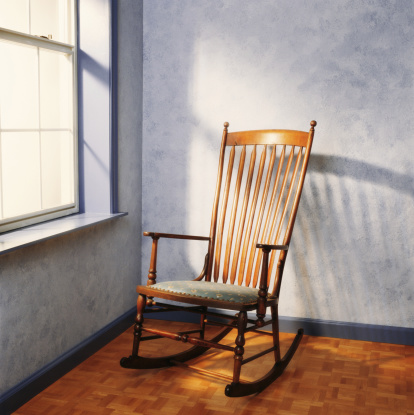 Rocking Chair「ROCKING CHAIR NEAR WINDOW」:スマホ壁紙(6)