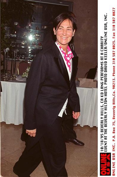 David Keeler「10/18/95 KD LANG PERFORMS AT A CHARITY EVENT」:写真・画像(11)[壁紙.com]