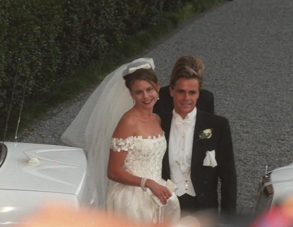 Bride「The Wedding Of Antonia Kidman And Angus Hawley」:写真・画像(12)[壁紙.com]