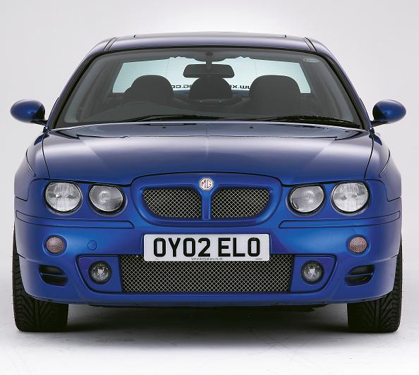 Headlight「2001 MG ZT 190」:写真・画像(10)[壁紙.com]