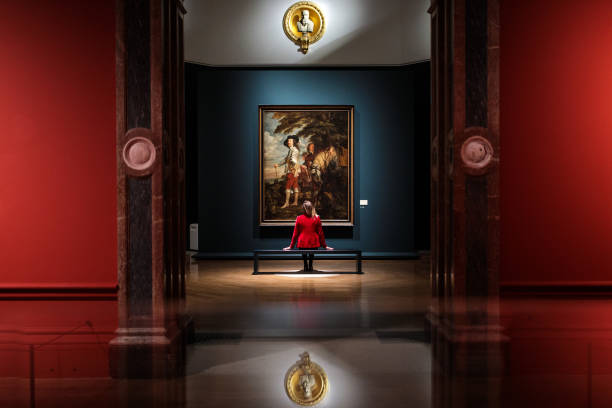 Art Museum「Preview Of The Exhibition Of Van Dyck Paintings Of Charles I」:写真・画像(4)[壁紙.com]